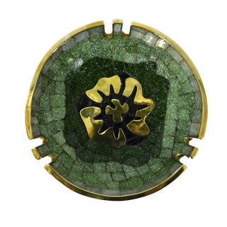 Salvador Teran Mosaic Ashtray