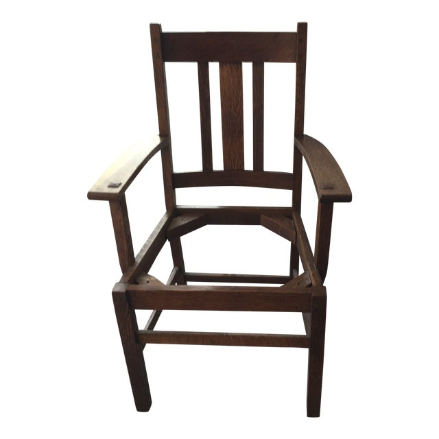 Stickley Dining Room Furniture For Sale: Mission Style Stickley Dining Chair