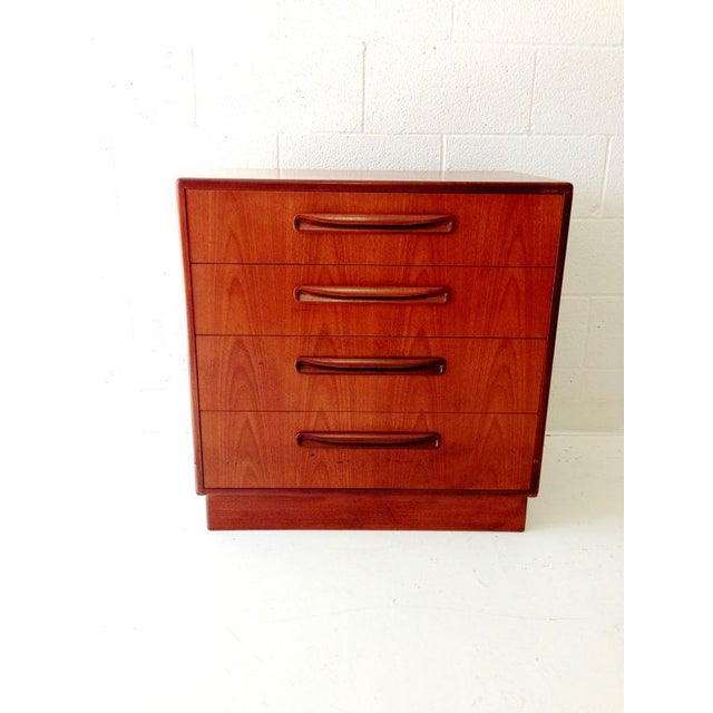 G-plan Mid-Century Modern Chest of Drawers - Image 2 of 6