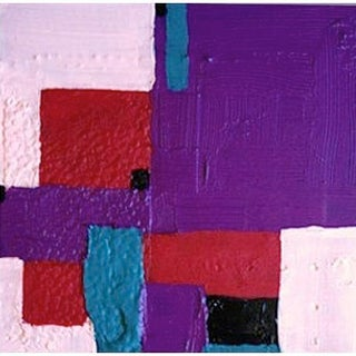 'Bauhaus' Original Painting by Linnea Heide