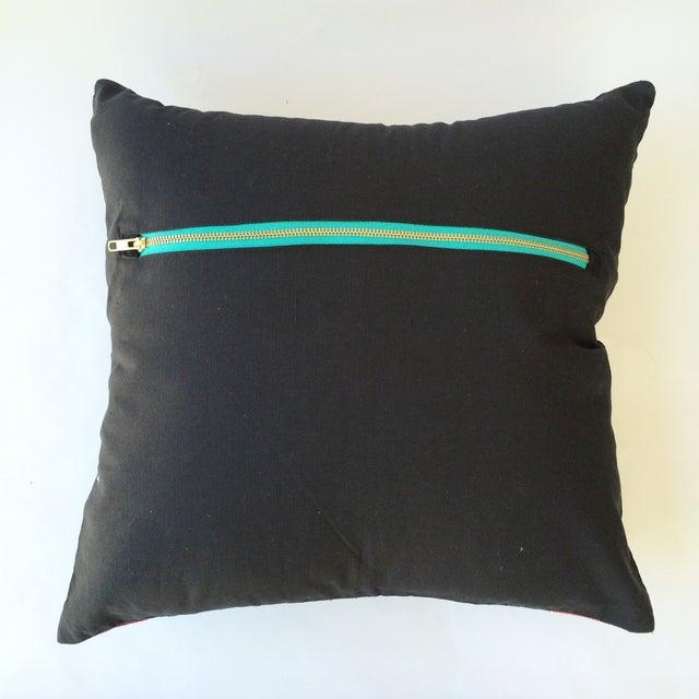 Handmade Burmese Pillow - Image 3 of 3