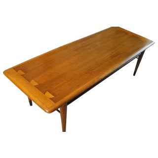 "Vintage Andre Bus Lane ""Acclaim"" Coffe Table"