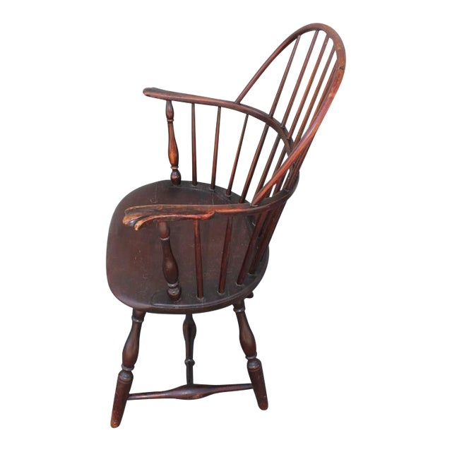 18th Century Sack Back Windsor Armchair - Image 1 of 5