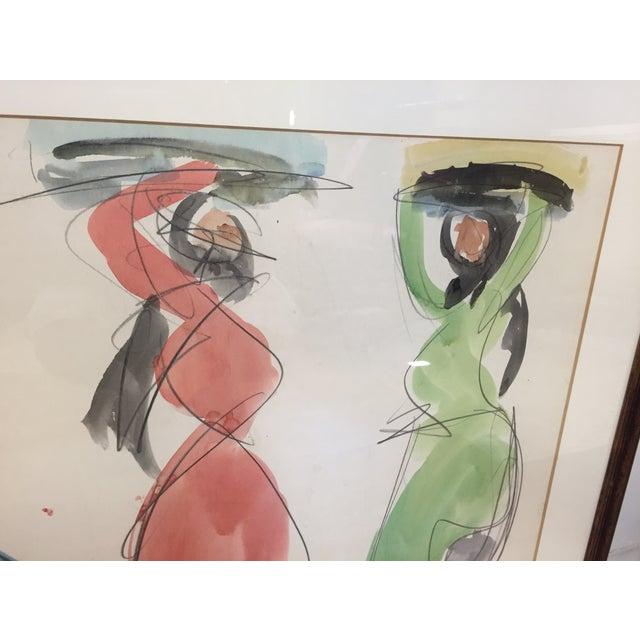 Shimshon Holzman Painting - Image 5 of 8