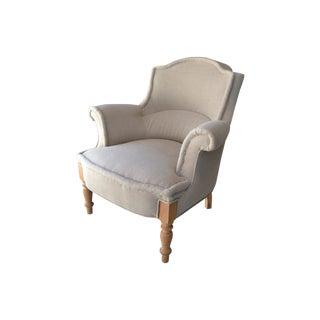 Vintage Linen Chair