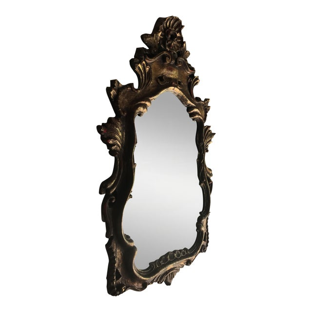 Vintage French Rococo Style Mirror - Image 1 of 10