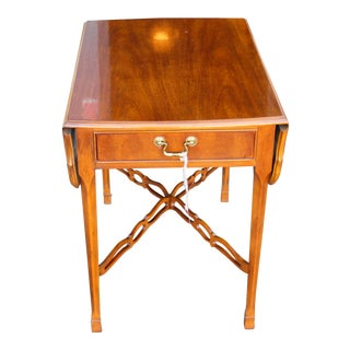 Drexel Mahogany Side Table