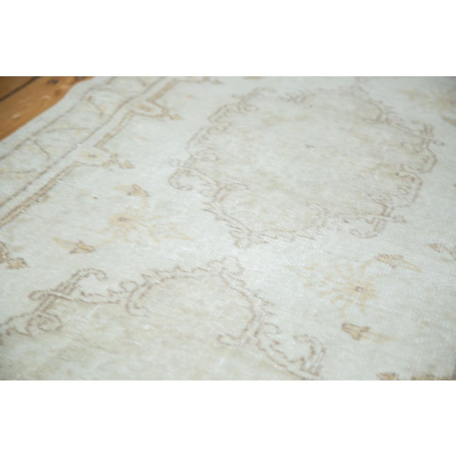 "Distressed Oushak Rug Runner - 2'8"" X 13' - Image 4 of 8"