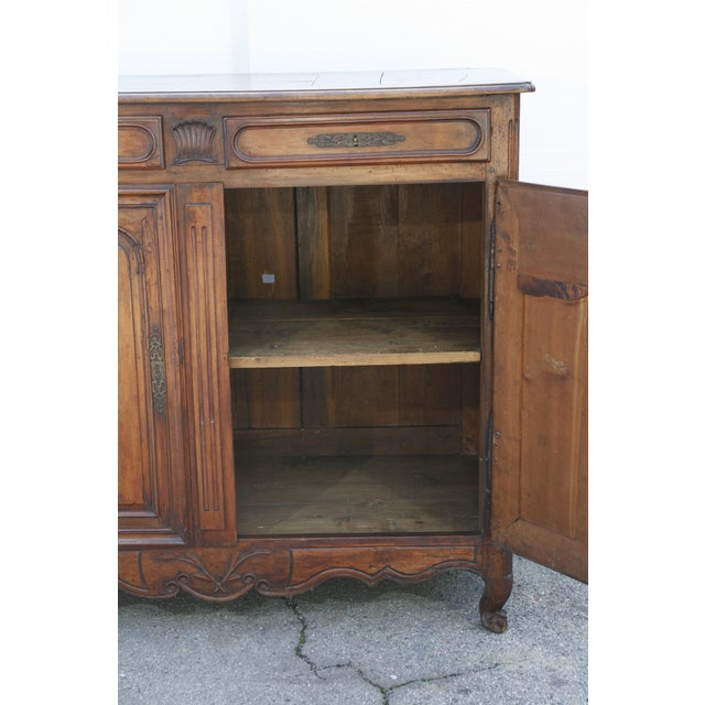 Image of 19th Century French Provincial Sideborad