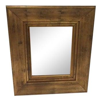 Vintage Gold Framed Mirror - Image 1 of 7