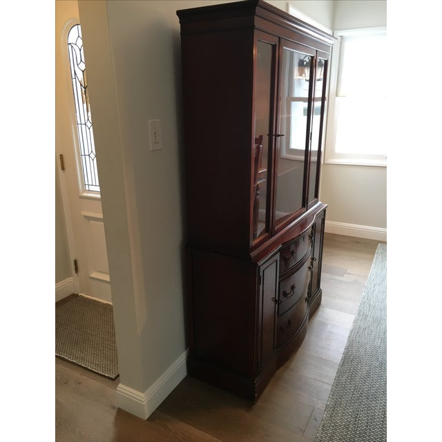 Traditional China Hutch - Image 10 of 10