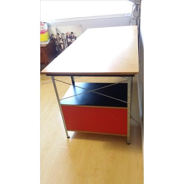 Original Eames Desk Unit From Herman Miller - Image 6 of 8