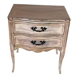 Refurbished French Country Side Table