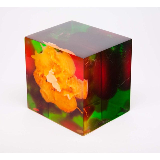 Image of Acrylic Rainbow Sculpture by Dennis Byng