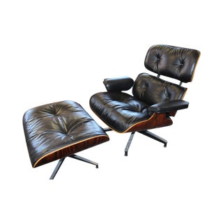 Charles Eames 670 Lounge Chair And 671 Ottoman