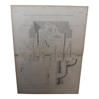 English Industrial Lithograph