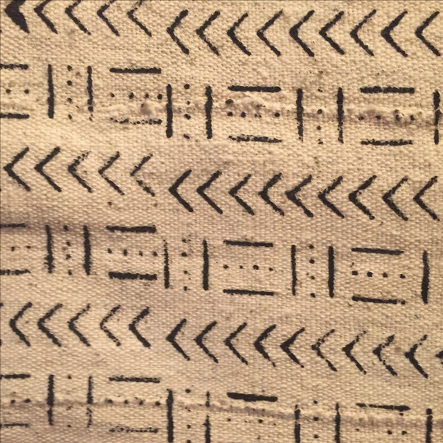 African Mud Cloth - Image 4 of 4