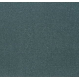 Designer's Guild Mist Blue Velvet  - 6 Yards