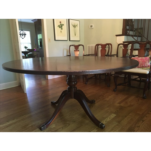 Stow Davis Dining Table - Image 2 of 7