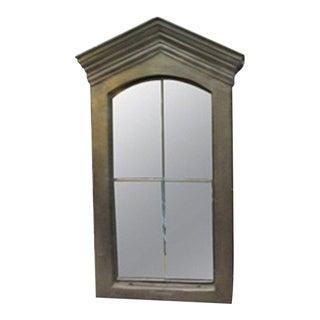 Unique French Cast Iron Window Surrounds