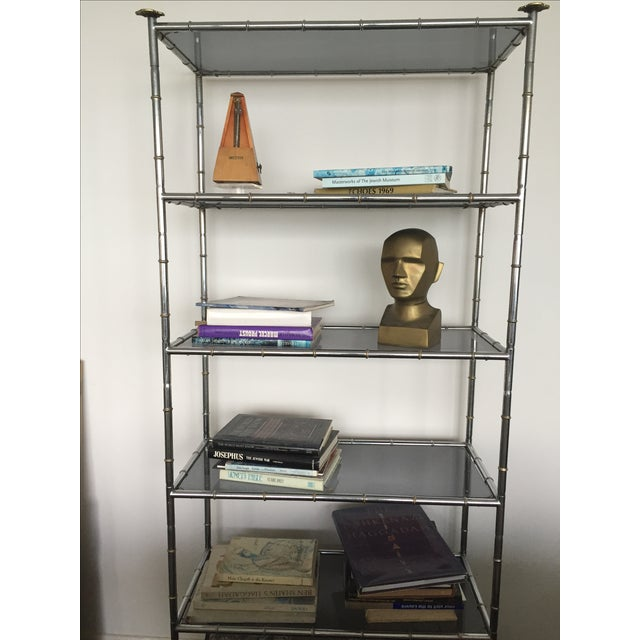 Image of Vintage 5-Shelf Etagere