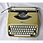 Image of Italian Typewriter With Portable Case