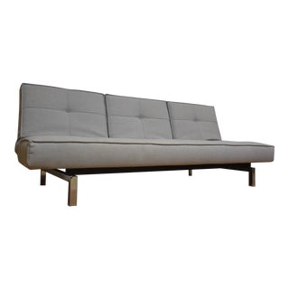 Room & Board Grey Eden Convertible Sleeper Sofa