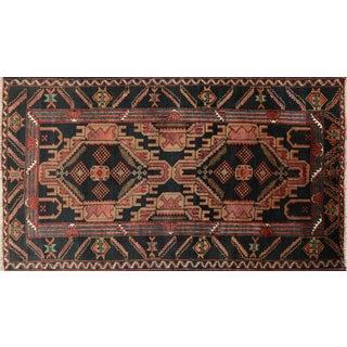 "Persian Balouch Wool Area Rug - 3'3"" X 5'8"""