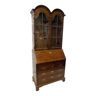 Vintage Henredon Secretary Bookcase
