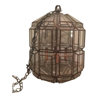 Multi-Faceted Lantern Light
