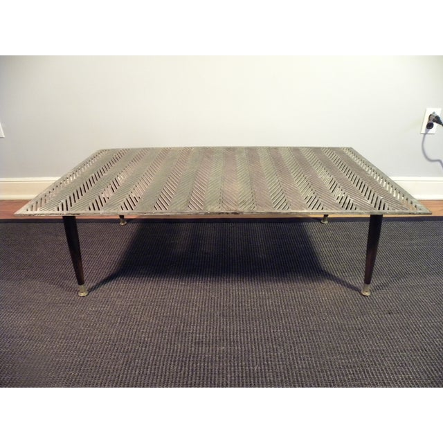 Image of Industrial Up Cycle Coffee Table