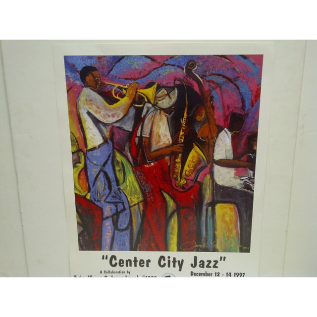 1997 Center City Jazz Poster - Image 4 of 6