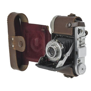Vintage German Balda 35mm Folding Camera