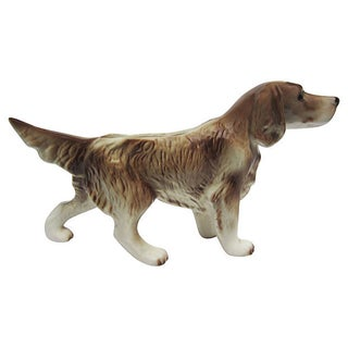 Hunting Dog Planter