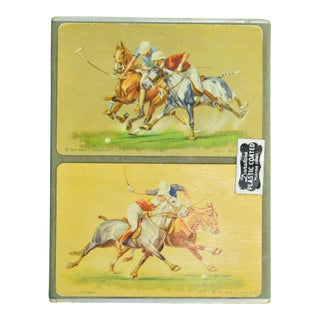Twin Polo Playing Cards Decks