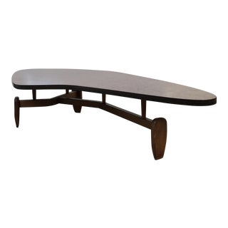"John Keal ""Outrigger"" Coffee Table for Brown Saltman"