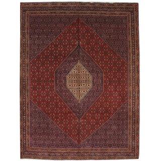 """Pasargad NY Persian Bidjar Hand-Knotted Rug - 10' x 13'3"""""""