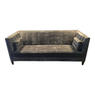 Clancy Upholstered Tufted Sofa