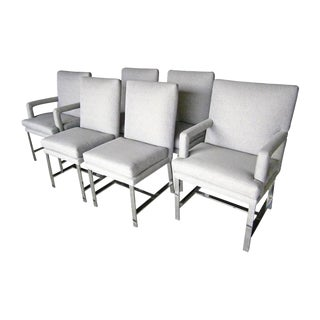 1970s Directional Dining Chairs - Set of 6