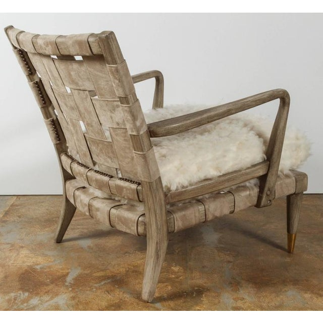 Mid-Century Modern Settee Sitting Group Restored - Image 8 of 9