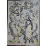 Image of Limited Edition Signed Lithograph, Hans Erni 18/20