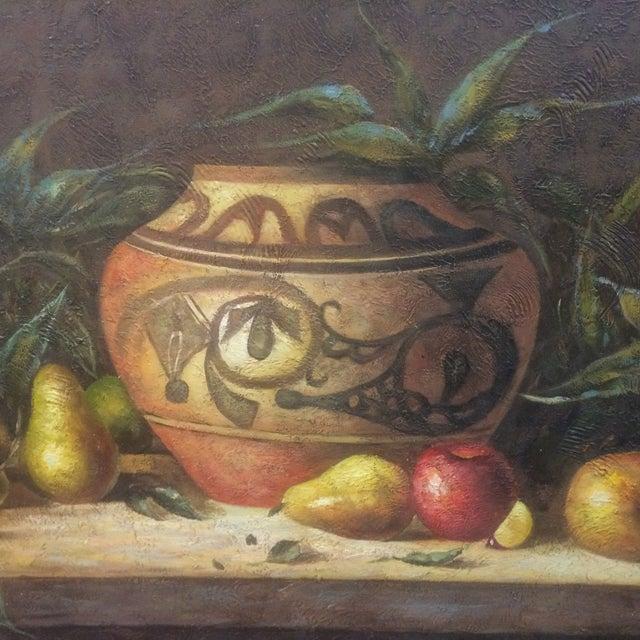R. Wesley Original Oil Painting - Image 4 of 7