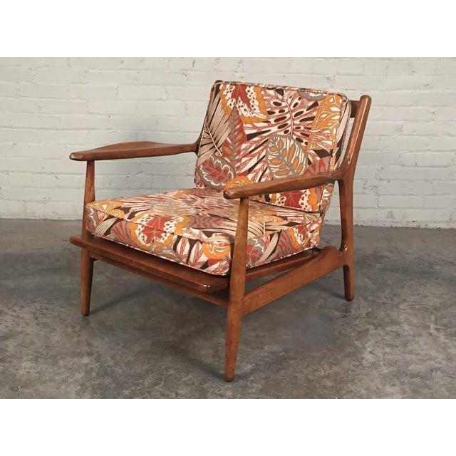 Conant Ball Mid Century Modern Lounge Chair Chairish