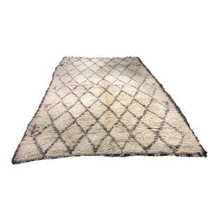 """Bellwether Rugs Wool Beni Orin Moroccan Rug - 6'9""""x11'3"""