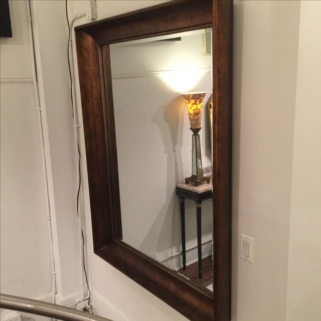 Image of Deep Coved Mirror