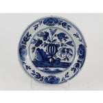 Image of 18th Century Dutch Delft Plate