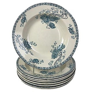 French Soup Bowls - Set of 8