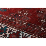"""Image of Finest Khal Mohammadi Red Afghan Rug - 4'6"""" X 6'4"""""""