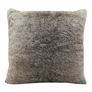 "Piper Collection Faux Fur ""Finny"" Pillow"