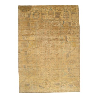 """Pasargad N Y Fine Arts Craft Hand-Knotted Rug - 9'8"""" X 13'11"""""""
